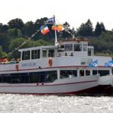 RatzeburgerSchifffahrt-AusflugsfahrtüberdenRatzebugerSee