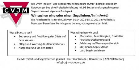 StellenausschreibungSegellehreraktuell-1