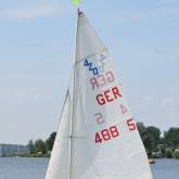 Wassersport&Hafenleben/Jollensegeln