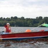 Wassersport&Hafenleben/Sicherungsboot