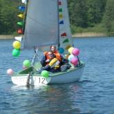 Wassersport&Hafenleben/frischgetraufterConger